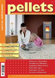 Empfehlung: Das Fachmagazin der Pelletsbranche