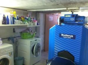 Wenn die Waschmaschine den Heizkessel zerstört