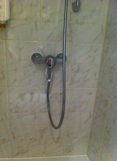 bring duschschlauch nicht von gewinde
